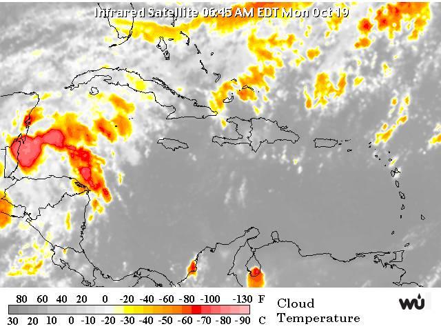 Vaguada seguirá provocando lluvias en varias provincias del país