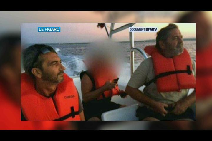 Investigan fuga de pilotos franceses