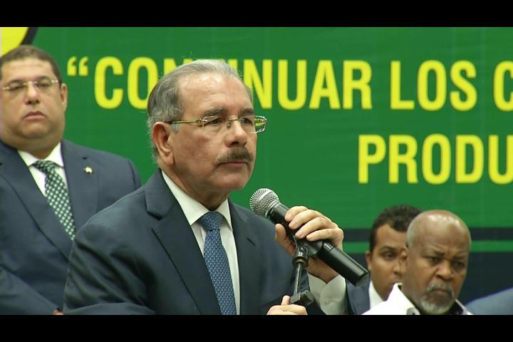 DM afirma casos de corrupción deben ser ventilados en la justicia