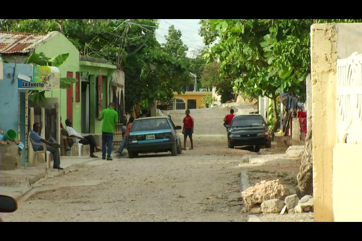 Denuncian mal estado de las calles en Santo Domingo Este