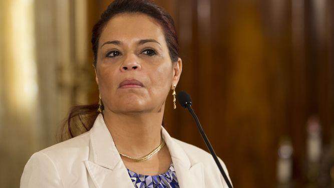 La exvicepresidenta Roxana Baldetti regresa a la cárcel tras hospitalización