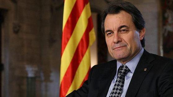 Presidente catalán asume papel de