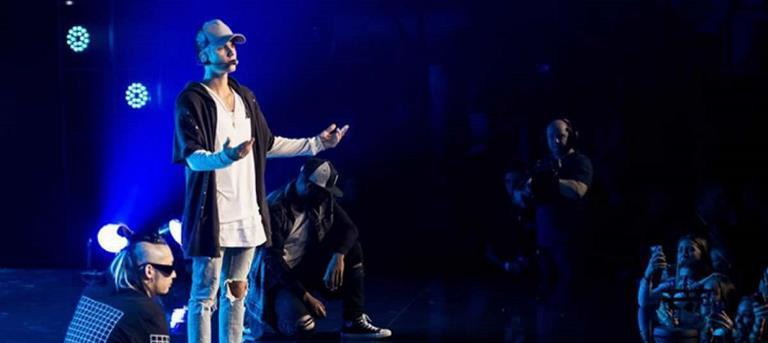Justin Bieber se enfada y abandona concierto en Noruega