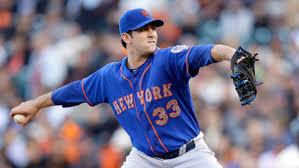 Harvey abrirá Serie Mundial con Mets; estarán los novatos Syndergaard y Matz