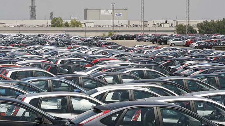Venta de vehículos nuevos en Uruguay cae el 11 % en 9 primeros meses de 2015