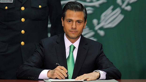 Peña Nieto asegura que delitos han bajado 12 % en México durante su gestión