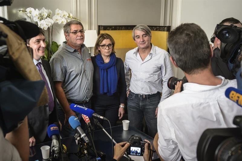 Francia advierte no extraditará pilotos