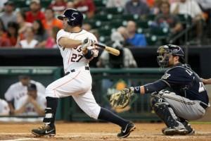 Gómez y Altuve ayudaron a los Astros a ganar el comodín de la Americana