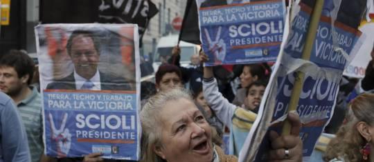 Segunda vuelta, escenario inédito en Argentina desde el retorno democracia