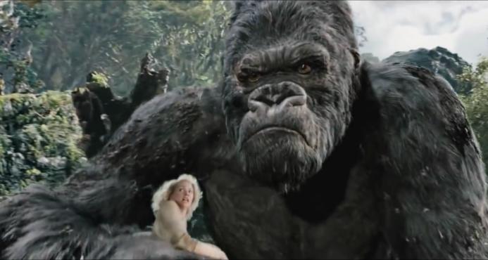 Godzilla y King Kong se enfrentarán en el cine