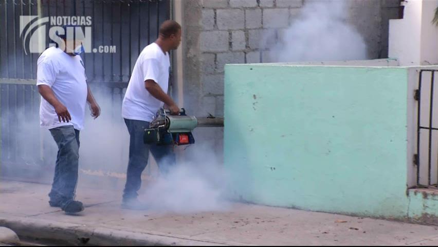 Boca Chica se une a la jornada contra el dengue