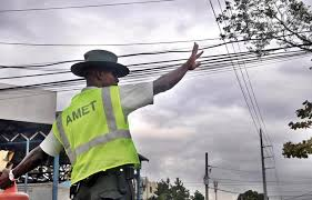 AMET retirará agentes de las intersecciones cuando logre sincronización de semáforos