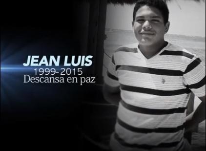 Emisión de SIN Juvenil será dedicada a Jean Luis