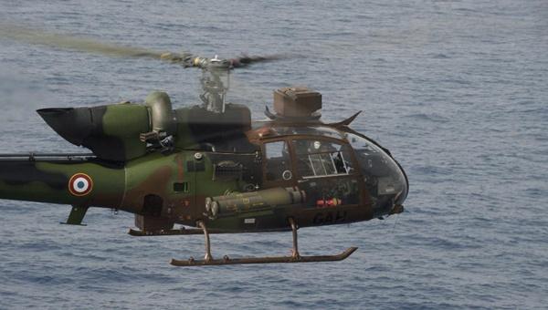 Doce muertos al derribar hombres armados un helicóptero militar en Libia