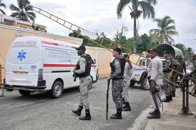 En estado delicado otro de los reclusos heridos en motín de La Victoria