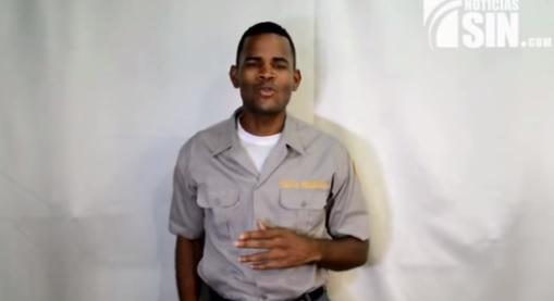 Dejan en libertad raso PN colgó video en Youtube criticando bajos salarios