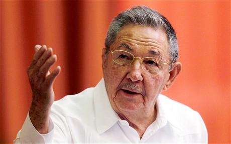 Raúl Castro reconoce
