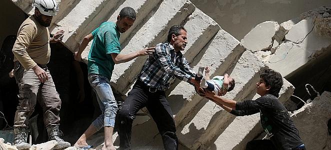 El último pediatra de Alepo muere tras bombardeo a hospital