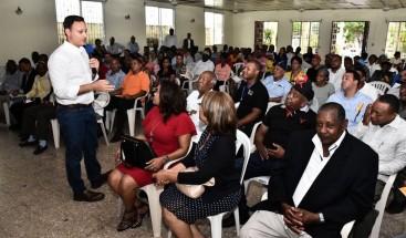PGR lleva a comunidad de Cotuí campaña educativa de prevención de la violencia contra las mujeres