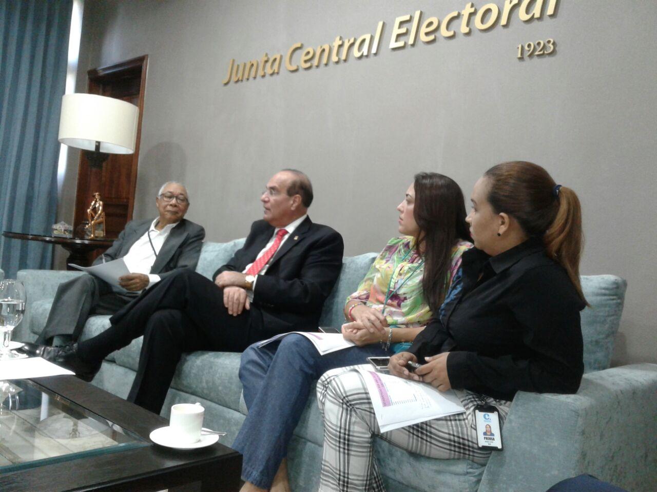 Presidente JCE advierte realizar primarias de 26 partidos reconocidos conllevaría un gasto de más RD$5 MM