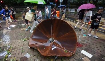 China evacúa a medio millón de personas ante inminente llegada de Tifón Talim