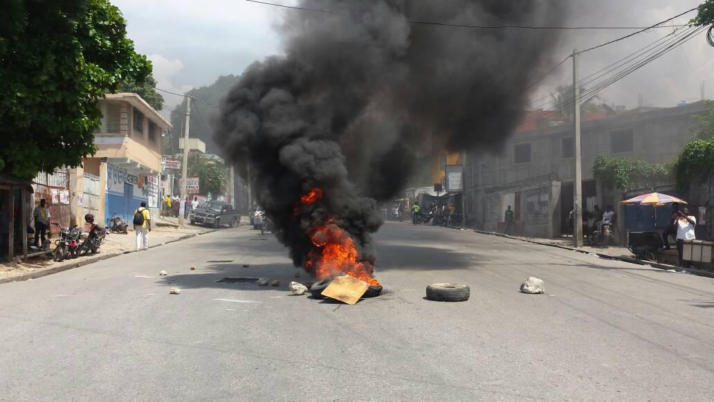 Oposición haitiana pide la renuncia del presidente Jovenel Moise
