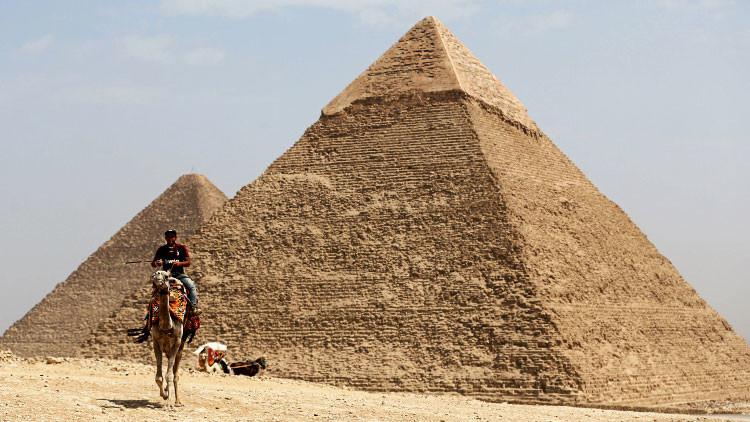 Desvelado el último misterio sobre la construcción de la pirámide de Keops