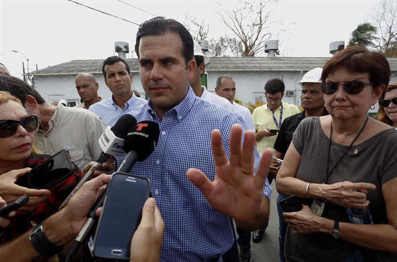 Gobernador PR admite falla en logística para suplir gasolina en la isla