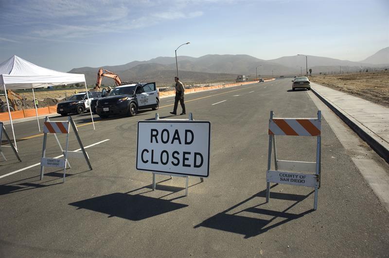 Prototipos del muro fronterizo con México serán evaluados durante 60 días