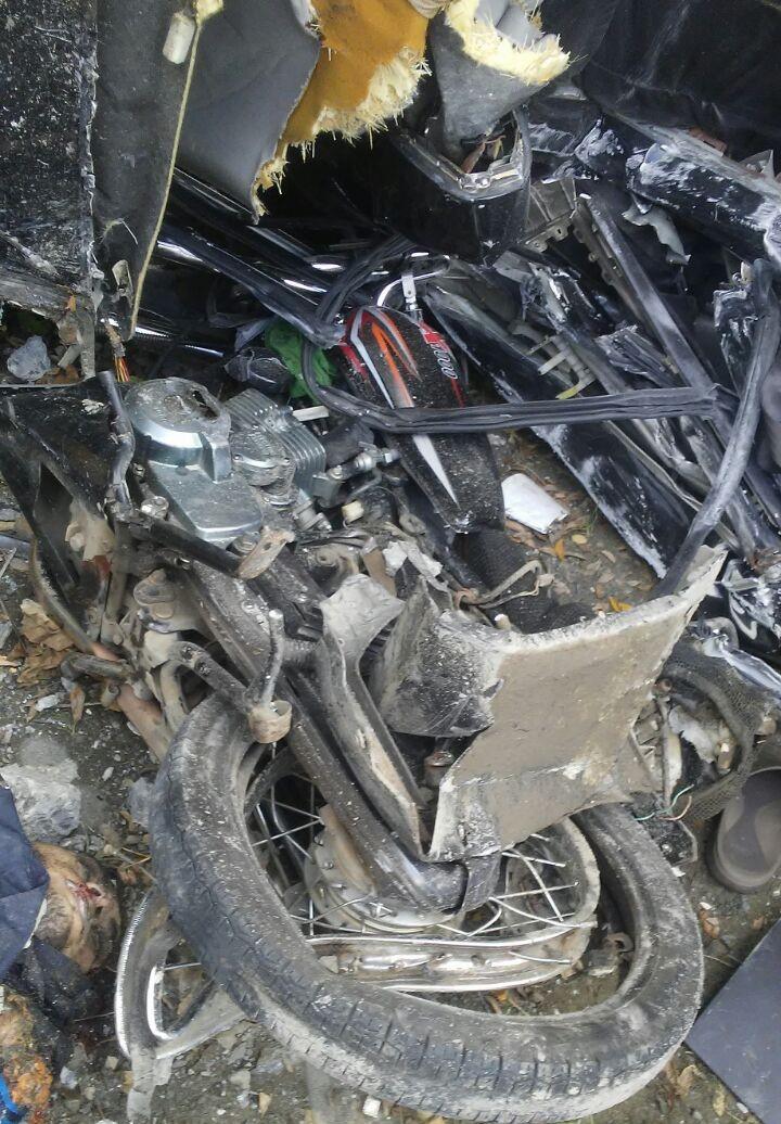 Accidente de tránsito deja tres muertos en la autopista Duarte