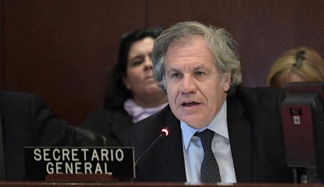 Almagro dice que modelo de gestión migratoria en América es