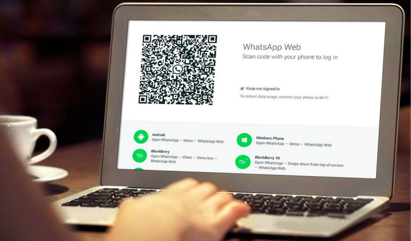 ¿Cómo evitar espías en WhatsApp web?