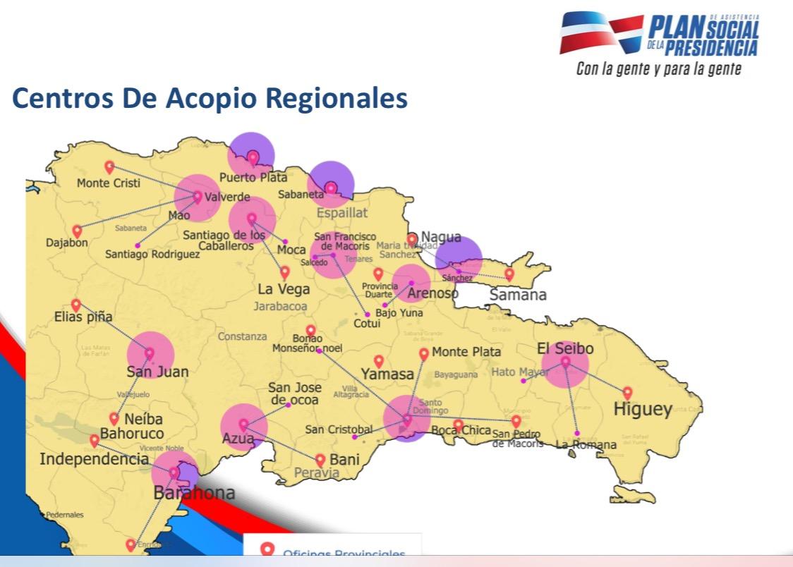 Plan Social inicia distribución de insumos de forma preventiva ante posible paso huracán María