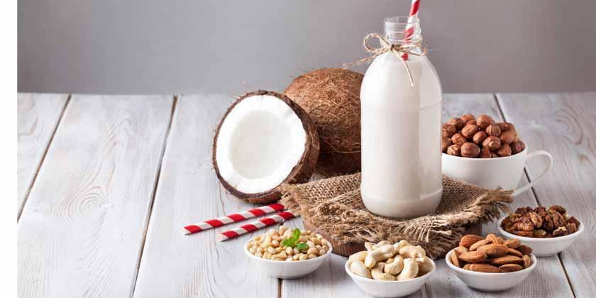 Leches vegetales: ¿mejores que la leche de vaca?