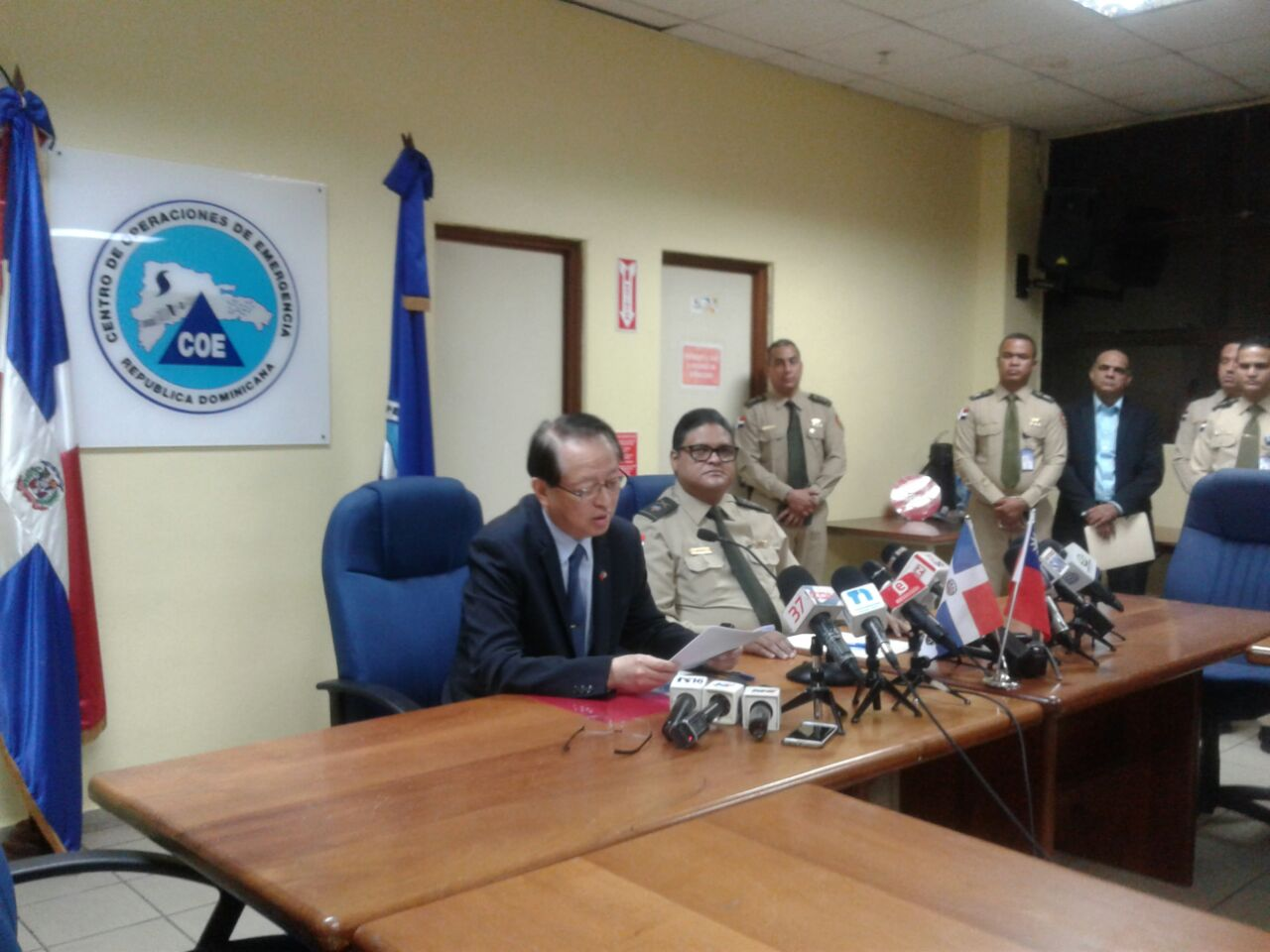 COE queda desactivado en cuanto al seguimiento de afectados por huracán María