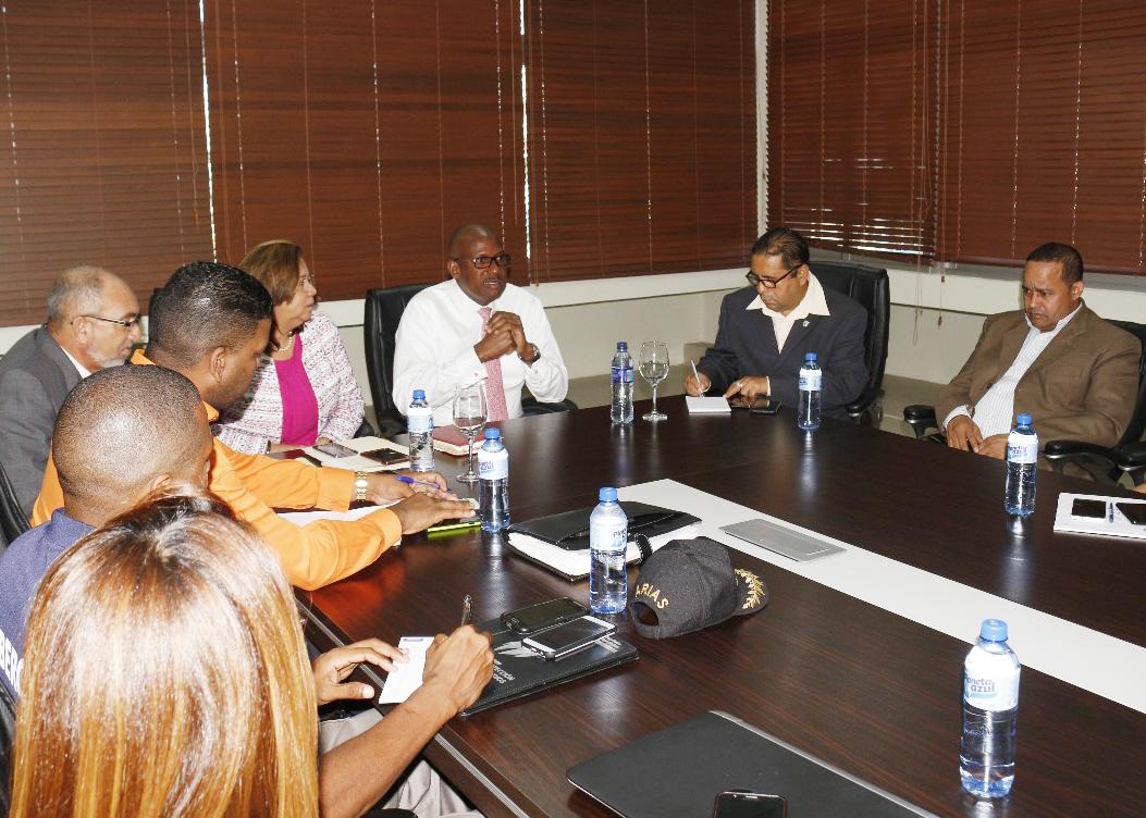 Comité Municipal de Mitigación y Desastre de SDEen alerta ante amenazas del huracán María