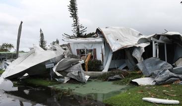 Los huracanes Harvey, Irma y José evidencian que el cambio climático es real y empeora