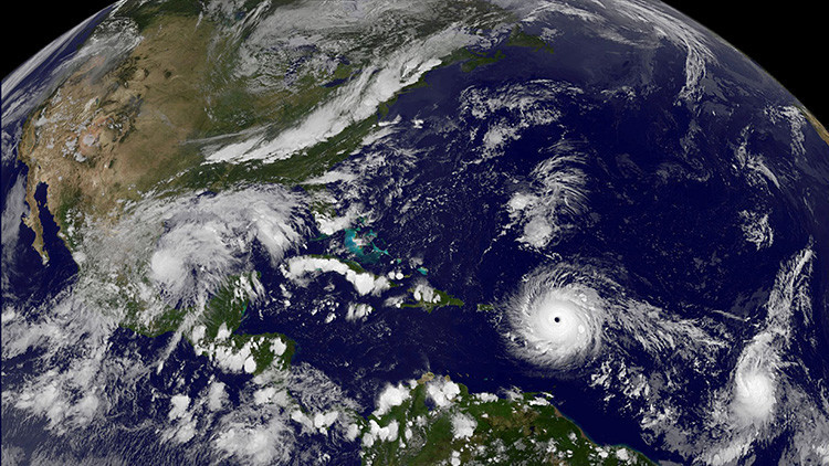 Primer SOS de Barbuda: El huracán Irma