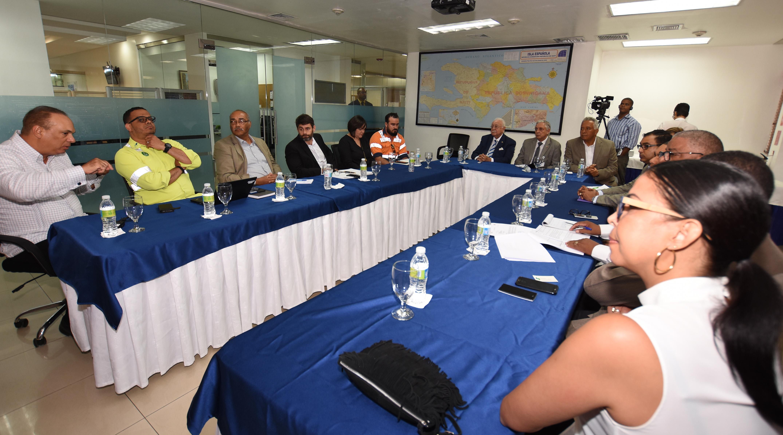 Energía y Minas y empresas mineras coordinan planes de contingencia ante paso de huracán Irma