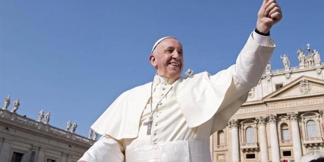 El papa muestra su solidaridad a damnificados en EEUU y sur de Asia