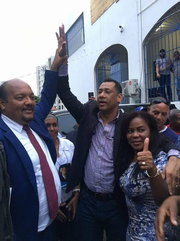 PRM escoge a Enrique García de candidato a presidir Colegio Abogados