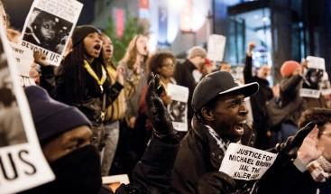 Más de 80 detenidos en San Luis (EEUU) tras una noche de protestas raciales