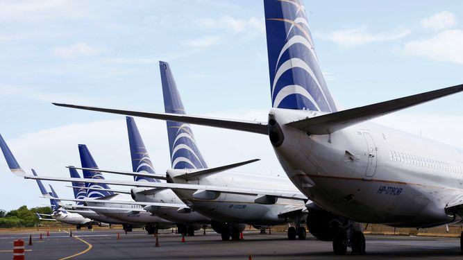 Copa cancela vuelos a Puerto Rico y RD por el huracán María