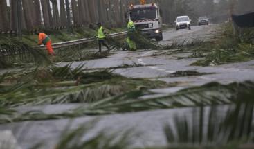 A cuenta gotas llega la ayuda a P.Rico y muertos suben a 16 por huracán María