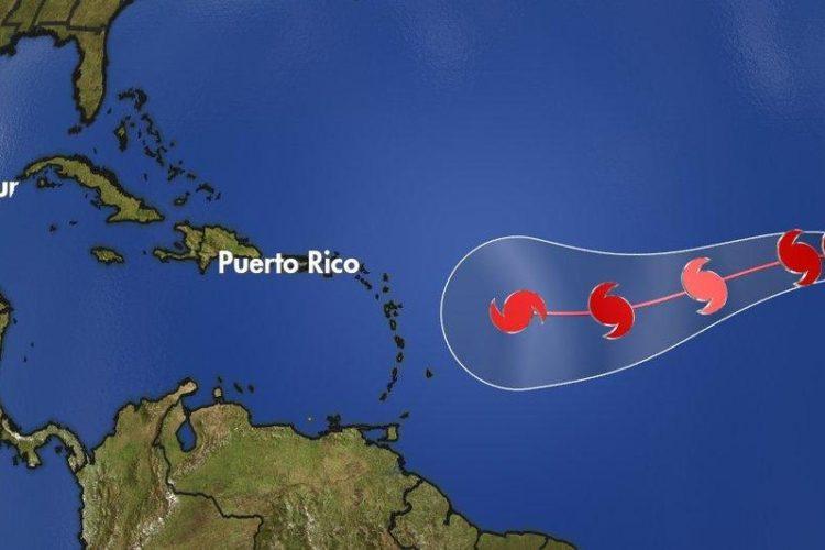 MOPC reactiva su Comité de Emergencias ante el eventual paso del huracán Irma en el país