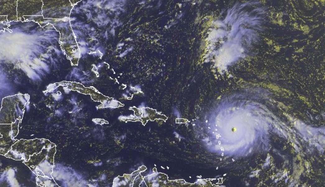 El norte de Haití sufre inundaciones ante el avance del huracán Irma