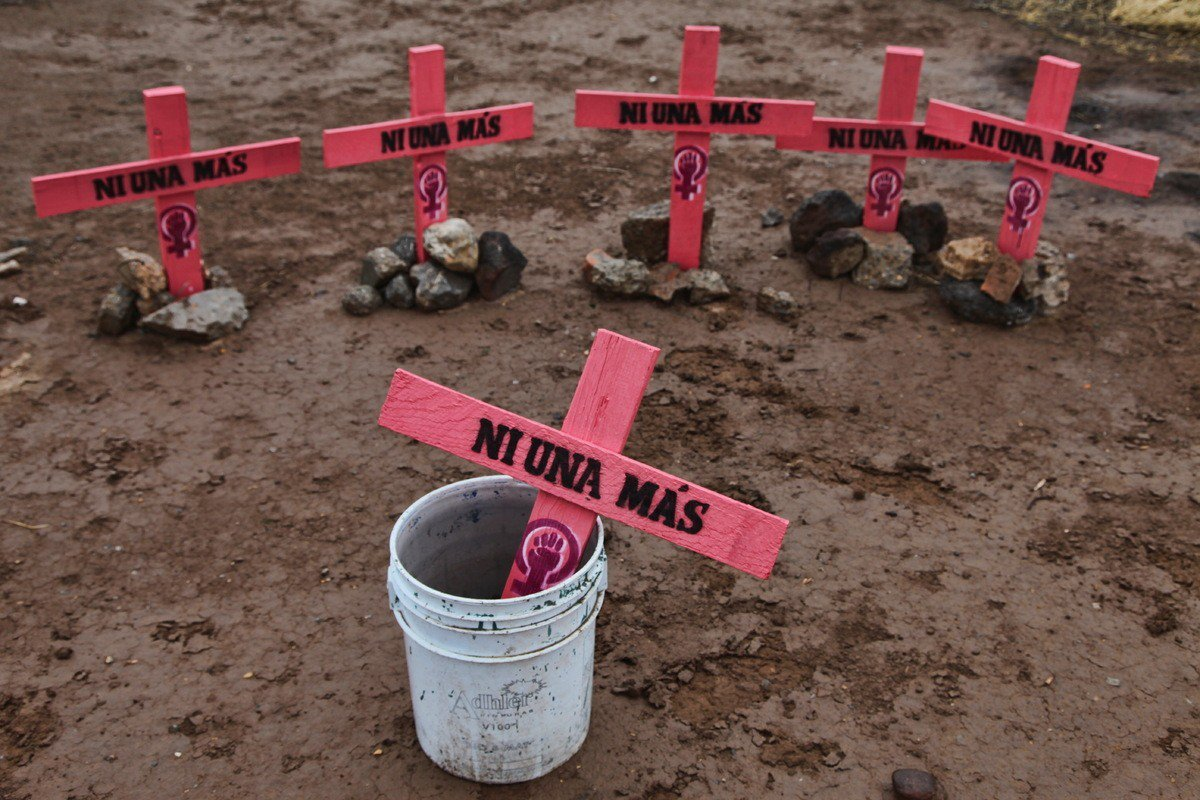 OEA liga feminicidios en Latinoamérica con violencia de pandillas y narcos