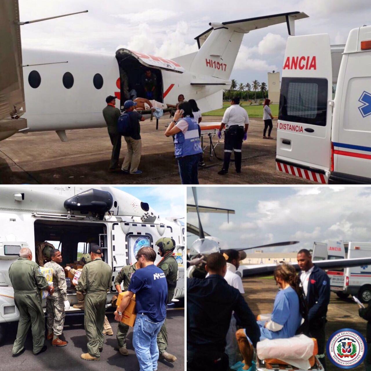 Cancillería asiste a dominicanos en Puerto Rico tras paso de huracán