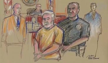 Martinelli vivió el paso del huracán Irma en la cárcel de Miami