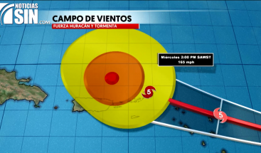 Gobierno PR empieza a tomar medidas preventivas ante paso de huracán Irma
